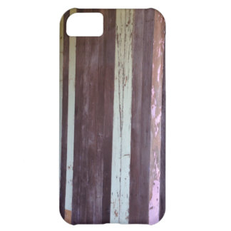 Distressed Vintage Timber Palings iPhone 5C Cover