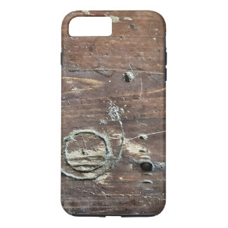 Distressed wood case
