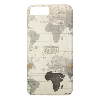 Distribution of rodents and animals iPhone 7 plus case