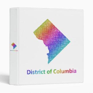 District of Columbia Binders