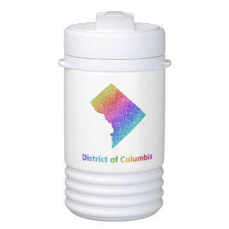 District of Columbia Cooler