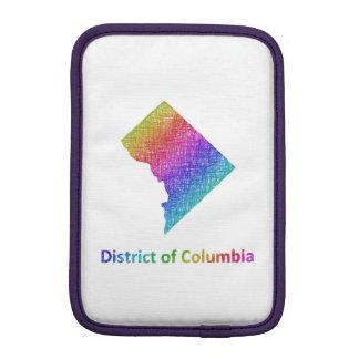 District of Columbia iPad Mini Sleeve