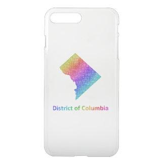District of Columbia iPhone 8 Plus/7 Plus Case