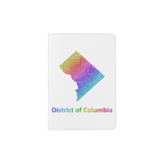 District of Columbia Passport Holder