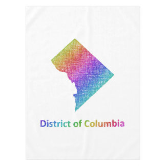 District of Columbia Tablecloth