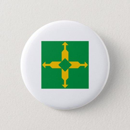 Distrito Federal, Brazil 2 Inch Round Button