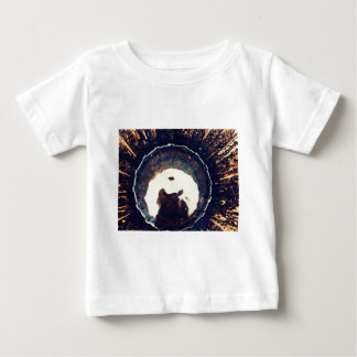 Disturbed waters baby T-Shirt