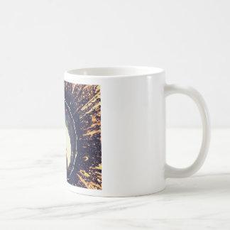 Disturbed waters coffee mug