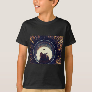Disturbed waters T-Shirt