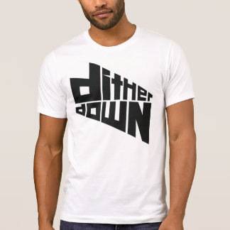 Dither Down T-Shirt