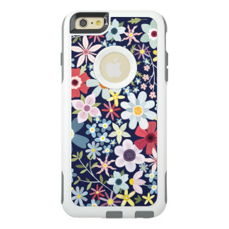 Ditsy Bright Meadow Flowers OtterBox iPhone 6/6s Plus Case