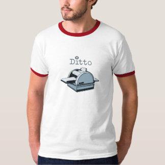 Ditto Machine Tee Shirt