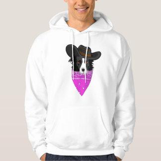 Ditzy Dogs~Original Hoodie~Border Collie Hoodie