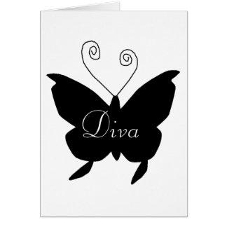 Diva Bash Card