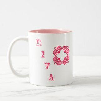 Diva beverage mug