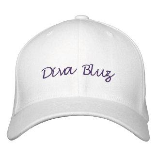 ~Diva Bluz~ Cap Embroidered Baseball Caps