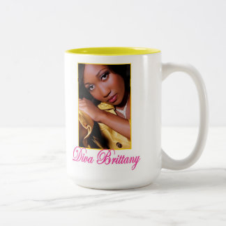 Diva Brittany Mug
