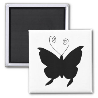 Diva Butterfly Magnets