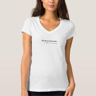 Diva Chronicles Womens T-shirt