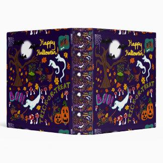 Diva Dachshund's Halloween Binders