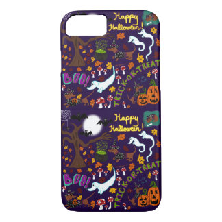 Diva Dachshund's Halloween Case-Mate iPhone Case