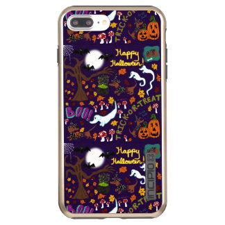 Diva Dachshund's Halloween Incipio DualPro Shine iPhone 8 Plus/7 Plus Case