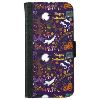 Diva Dachshund's Halloween iPhone 6 Wallet Case