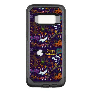 Diva Dachshund's Halloween OtterBox Commuter Samsung Galaxy S8 Case