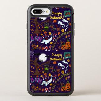 Diva Dachshund's Halloween OtterBox Symmetry iPhone 8 Plus/7 Plus Case
