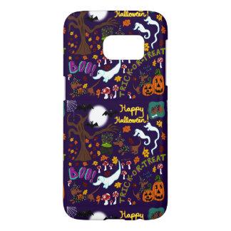 Diva Dachshund's Halloween Samsung Galaxy S7 Case