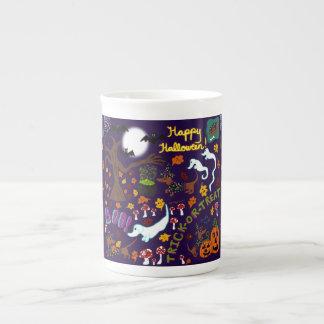Diva Dachshund's Halloween Tea Cup