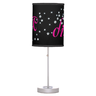 Diva Diamonds Table Lamp