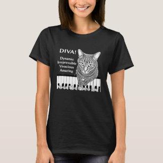 DIVA! #DIVA001 - Dark T-Shirt