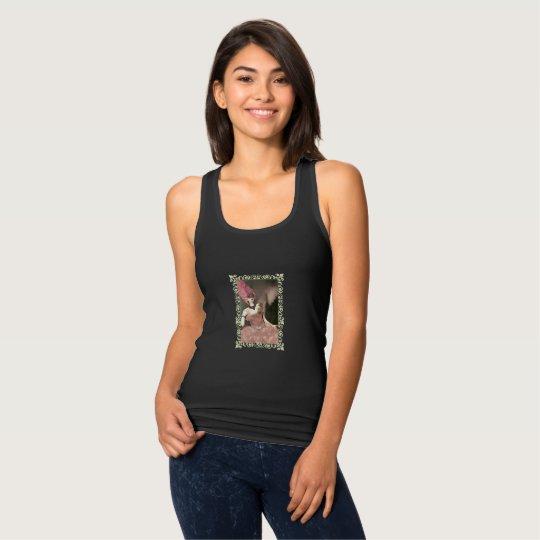 Diva Divine - T-shirt / Burnout Style