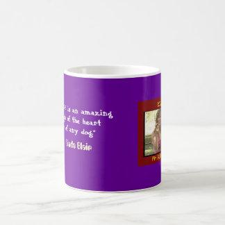 DIVA DOG Linda Blair Coffee Mug