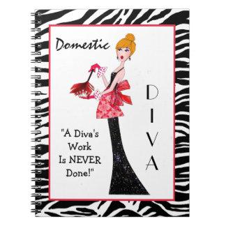 Diva domestique carnet