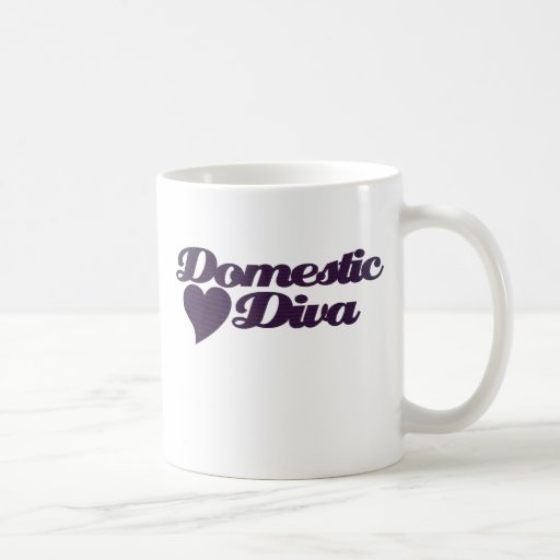Diva domestique tasses