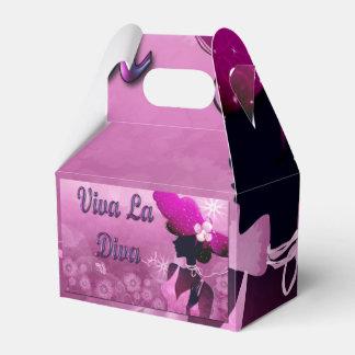 Diva Favor Gifts Favor Box
