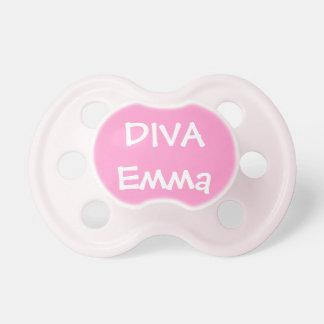 Diva Girl Pacifier