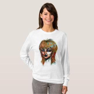 Diva Glitch T-Shirt