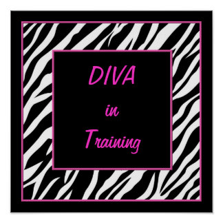 Diva in Training poster