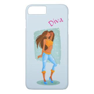 Diva iPhone 8 Plus/7 Plus Case