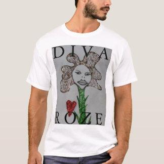 DIVA ROZE IV T-Shirt