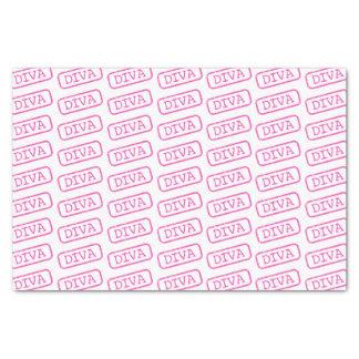 DIVA Stamped Tissue Tissue Paper