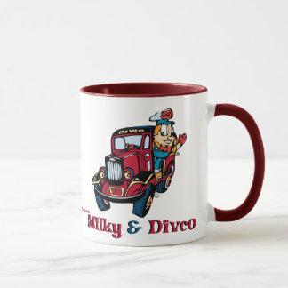 Divco and Milky Mug
