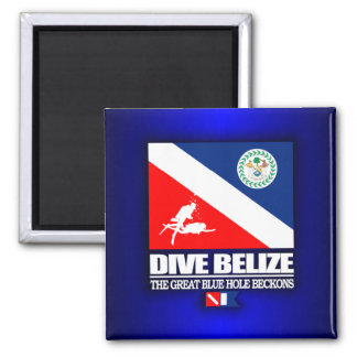 Dive Belize Magnet