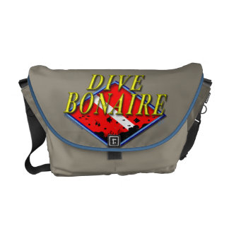 Dive Bonaire Messenger Bag
