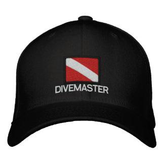 Dive Flag cap -  DIVEMASTER Baseball Cap