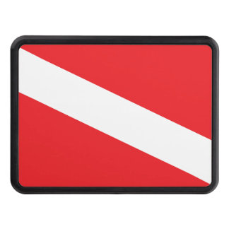 Dive Flag Hitch Cover