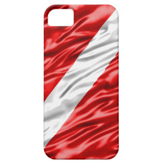 Dive Flag iPhone 5 Cover